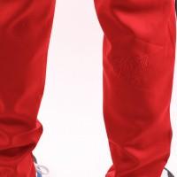 Afbeelding van In Gold We Trust Logo Trackpant FAP-031 Trainingsbroek Red