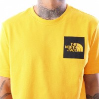 Afbeelding van The North Face M S/S Fine Tee T0CEQ5H6G T shirt Zinnia Orange