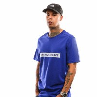 Afbeelding van The North Face M S/S Light Tee T93S3O T Shirt Lapis Blue