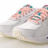 Afbeelding van Fila Mindblower Wmn 1010603 Sneakers White / Carribean Sea