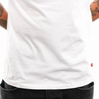 Afbeelding van Levi`s Graphic Set-In Neck 2 22491-0488 T shirt Hm Photo White