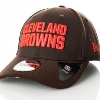Afbeelding van New Era NFL THE LEAGUE CLEVELAND BROWNS 11184081 dadcap Official Team Colour NFL