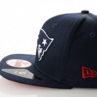 Afbeelding van New Era CONTRAST TEAM 9FIFTY NEW ENGLAND PATRIOTS 11794832 Snapback Cap OFFICAL TEAM COLOUR NFL