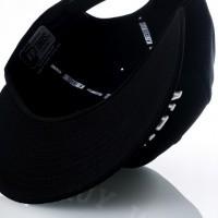 Afbeelding van Ethos New York KBN-500NY Black/black/white KBN-500NY dad cap Black/black/white