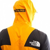 Afbeelding van The North Face M Mnt Lht Windsh Jkt T93RYS Jas Zinnia Orange