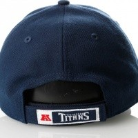 Afbeelding van New Era Nfl The League Tennessee Titans 10517865 Dad Cap Official Team Colour Nfl