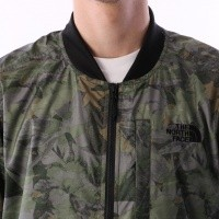 Afbeelding van The North Face T93BQG-1TH Jacket Meaford Groen