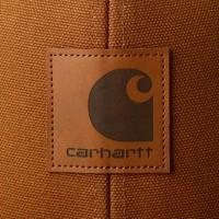 Afbeelding van Carhartt WIP Logo Cap I023099 Snapback cap Hamilton Brown