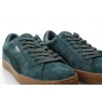 Afbeelding van Puma 363829-03 Sneakers Basket classic weatherproof Groen