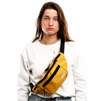 Go-Britain Compartment Gbb01 Fanny Pack (Heuptas) Yellow