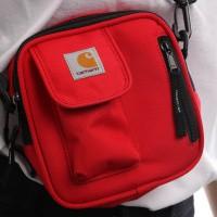 Afbeelding van Carhartt WIP Essentials Bag I006285 Schoudertas Cardinal