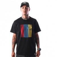 Afbeelding van Carhartt WIP S/S Striped T-Shirt I025774 T-shirt Black