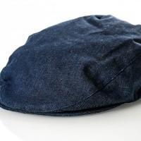 Afbeelding van Brixton HOOLIGAN SNAP CAP 5 Flatcap DENIM
