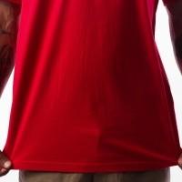 Afbeelding van DC FOUR BASE SS M TEES RRH0 EDYZT03754 t-shirt Tango red