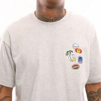 Afbeelding van Carhartt WIP S/S Bad Cargo T-Shirt I026440 T shirt Ash Heather