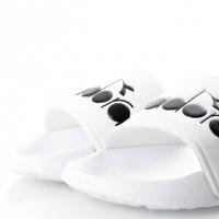 Afbeelding van Diadora 101.173.880-20006 Slide sandal Serifos '90 White