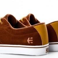 Afbeelding van Etnies JAMESON VULC 4101000449 Sneakers BROWN/TAN