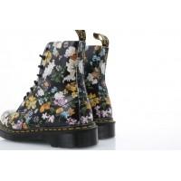Afbeelding van Dr. Martens Ladies 22728001 Boots Pascal df Zwart