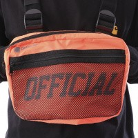 Afbeelding van Official 3M Melrose Chest Utility QS18-3003 Chestbag Orange