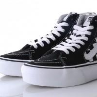 Afbeelding van Vans UA SK8-Hi Platform 2.0 VA3TKNQXH Sneakers checkerboard/true white