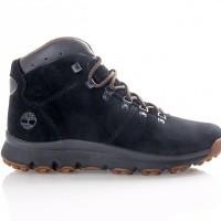 Afbeelding van Timberland World Hiker Mid TB0A1QFL0151 Sneakers Jet Black
