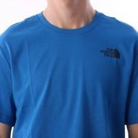 Afbeelding van The North Face T92TX2-F89 T-shirt Redbox Blauw