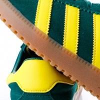 Afbeelding van Adidas Bermuda B41472 Sneakers COLLEGIATE ROYAL/SIGNAL GREEN/GUM4