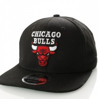 Afbeelding van New Era Contrast Team 9Fifty Chicago Bulls 11794834 Snapback Cap Offical Team Colour Nba