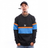 Puma Puma Xtg Crew 577991 Crewneck Cotton Black