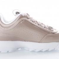 Afbeelding van Fila Ladies 1010303-80D Sneakers Disruptor metallic Rose Gold