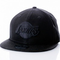 Afbeelding van New Era NBA BOB 9FIFTY NE11395010 Snapback cap BLKBLK NBA