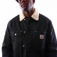 Afbeelding van Carhartt WIP Fairmount Coat I025444 Jackets Black