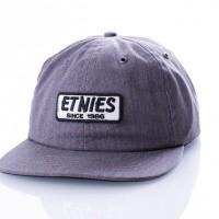 Etnies SEAGER STRAPBACK 4140001105 Snapback cap GREY/HEATHER