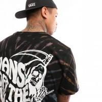 Afbeelding van Vans Tie Dye Reaper Ss VA3HQTBLK T shirt Black