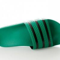 Afbeelding van Adidas Adilette Cm8443 Slipper Bold Green/Core Black/Bold Green
