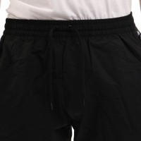 Afbeelding van Kappa Authentic Agius 303WH90-900 Swimshort Black-White