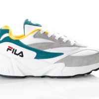 Fila V94M 1010572 Sneakers gray violet / shaded spruce / inca gold