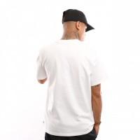 Afbeelding van Levi`s Oversized Graphic Tee 69978-0005 T shirt Oversized Tee Logo Stripe White