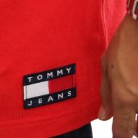 Afbeelding van Tommy Hilfiger Tjm Tommy X Coca Cola Rugby Dm0Dm06691 Polo Longsleeve Coca Cola