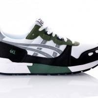 Asics GEL-LYTE 1193A102 Sneakers WHITE/STONE GREY