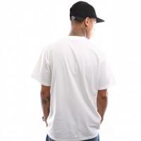 Afbeelding van Carhartt WIP S/S Firecracker T-Shirt I025360 T shirt White / Blast Red