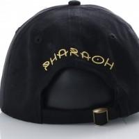 Afbeelding van Pharaoh Official Dad cap Suede Goud