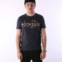 Diadora 502.161.924-C7405 T-shirt Sl bl Blauw