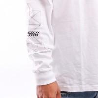 Afbeelding van Carhartt WIP L/S Dreaming T-Shirt I026423 Longsleeve White / Black