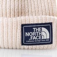 Afbeelding van The North Face SALTY DOG BEANIE T93FJW4QM Muts VINTAGE WHTE/PEYOTE BEIGE