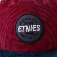 Afbeelding van Etnies PATCHED SNAPBACK 4140001103 Snapback cap BURGUNDY