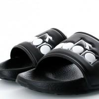 Afbeelding van Diadora 101.173.880-80013 Slide sandal Serifos 90 Black