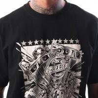 Afbeelding van Dickies 06 210581-BK T-shirt Granger Zwart