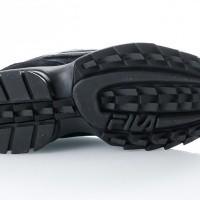 Afbeelding van Fila Disruptor V low wmn 1010440 Sneakers black/black
