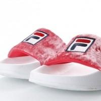 Afbeelding van Fila Ladies 1010342-70S Slide sandal Palm beach v Roze